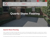 Highly Durable Quartz Carpet Flooring