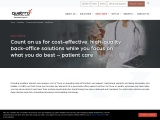 healthcare bookkeeping services