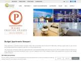 Budget Apartments Newport – Quay Apartment