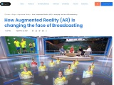 Augmented Reality in Broadcasting