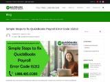 How to Resolve Quickbooks Error 15212 be fixed?
