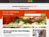 BBQ and Hog Roast buffet catering Nottingham