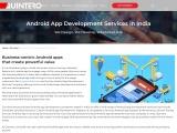Best Android App Development Services in Delhi