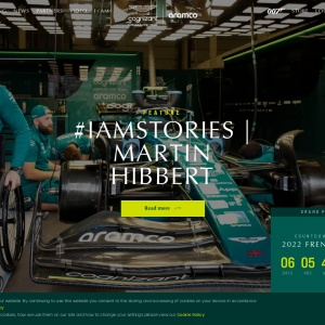 BWT Racing Point Formula One Team | Official Website