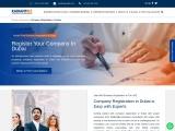Company Registration in Dubai : Register a Company in Dubai