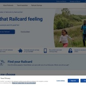 Student railcard discount