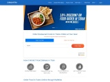 Order Restaurant Food On Trains Online At Your Seat | RailMitra