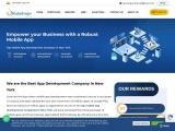 Top Mobile App Development Company in New York