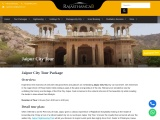 Jaipur city tour | Jaipur city tour package