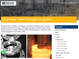 Stainless Steel Flanges Supplier