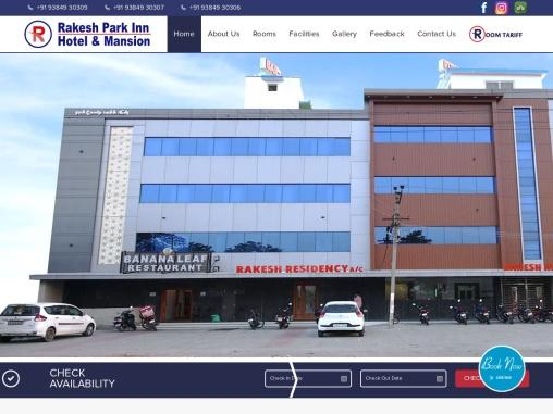 Best Price Hotel Perambalur Rakeshpark