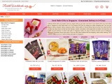 Send Outstanding Gifts & Designer Rakhis Online at a Cheap Price to Singapore