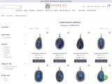 Wholesale Sterling Silver Labradorite Jewelry