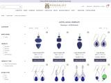 Buy Sliver Lapis Lazuli Jewelry