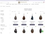 Shop Blue Pietersite Stone Jewelry