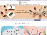 wholesale sterling silver amethyst jewelry
