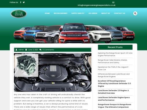 Reconditioned Engine VS Brand New Engine?
