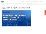 Enhancing Citizen Engagement By Smart City Application
