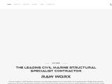Civil Contractors Melbourne, Sydney & Brisbane- Rawworx