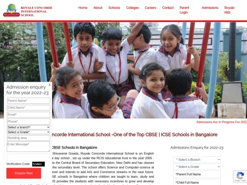 Top CBSE  Schools In Bangalore