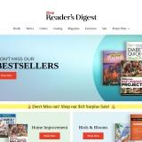 Go to Reader's Digest