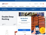 Double Deep Pallet Racking in Melbourne