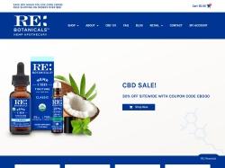 RE Botanicals screenshot