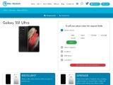 Sell Old Galaxy S21 Ultra Online For Cash