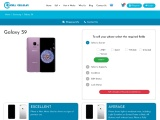 Sell Used Galaxy S9 Online For Cash
