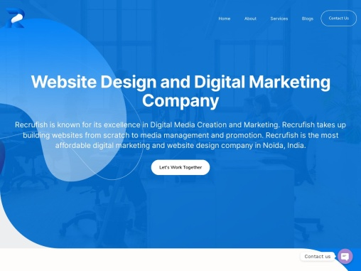 Search Best WordPress Website Design Company in India at Low Cost