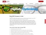 Best SEO Company in Delhi – Redcube Digital