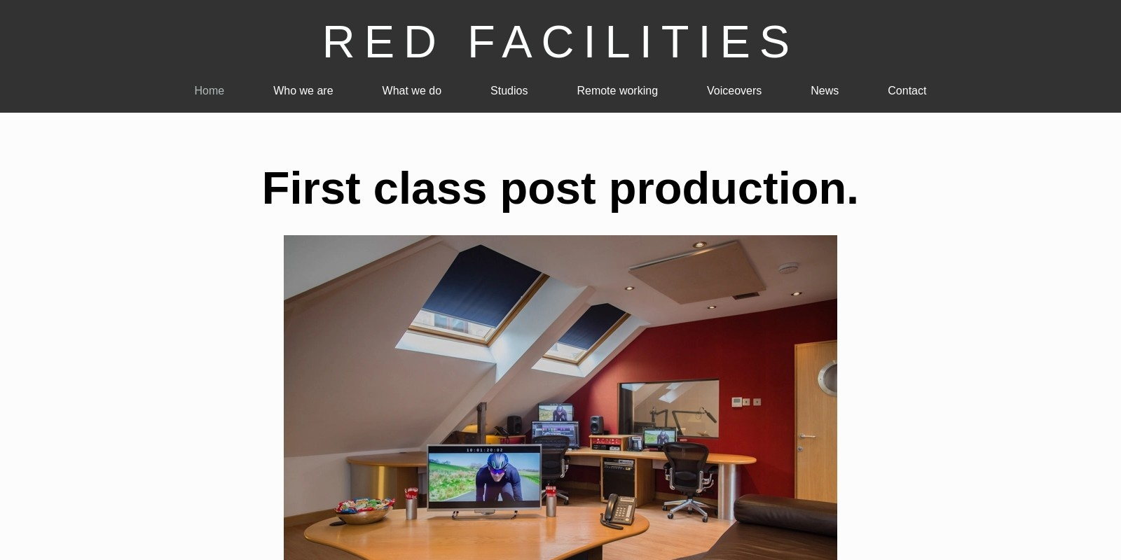 Preview of https://www.redfacilities.com