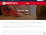 Amarillo Moving Service