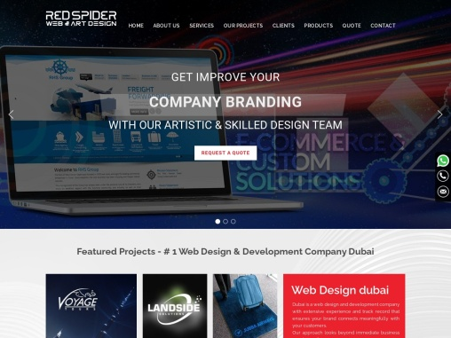 Dubai Web Design Company   Website Design & Development Dubai