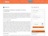 CE Marking Certification Consultants Comoros