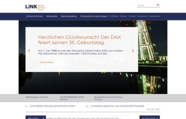 Vorschau von www.registrar-services.com, Registrar Services GmbH
