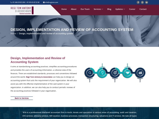 Professional Accounting and Tax Services Kochi
