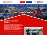 Get in touch with a professional for heat pump maintenance