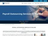 Payroll Services in Bangkok, Thailand