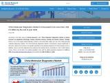 China Molecular Diagnostics Market will be US$ 6.3 Billion by 2026