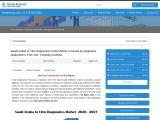 Saudi Arabia In Vitro Diagnostics (IVD) Market by Segments, Companies,Forecast