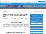 Sleep Apnea Devices Market by Device Type, Companies, Forecast by 2027