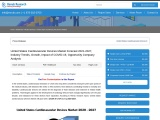 United States Cardiovascular Devices Market Forecast 2021-2027