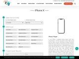 iPhone x repair oxford