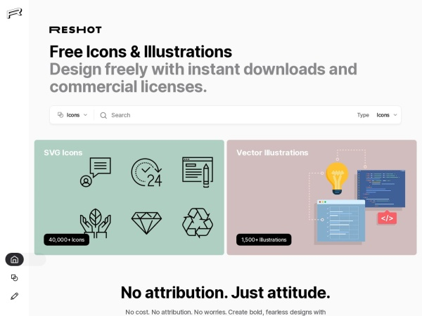 Reshot  - 15 Free Website for Quality Free Copyright Images 2020