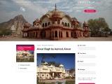 Resorts for Weekend Getaways in Alwar   Alwar Bagh Resort Alwar