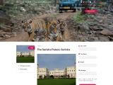Weekend Getaways near Jaipur   Sariska Palace Sariska