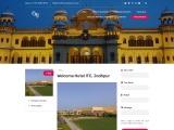 Holiday Destinations in Jodhpur   Welcome Hotel ITC Jodhpur