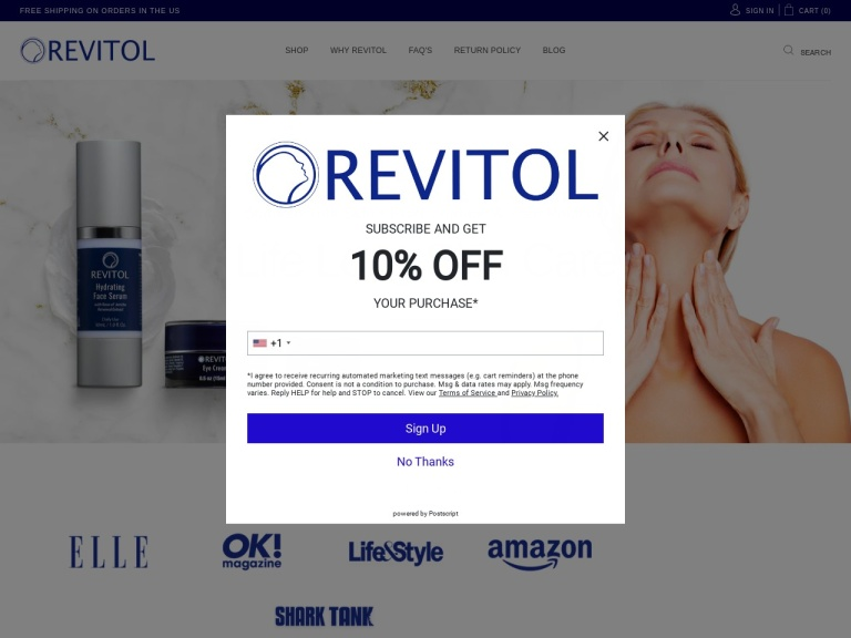 XYZ Smart Collagen screenshot
