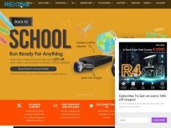 Rexing screenshot